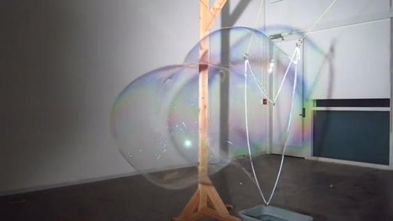 (Inhabitable) Bubbles