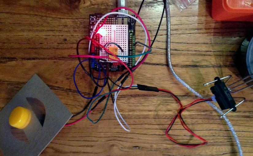 Arduino Basics (AutomatedInflation)