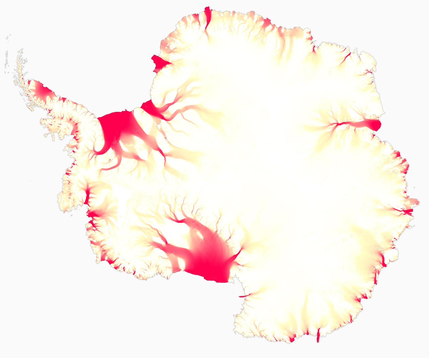 antarctica-velocities
